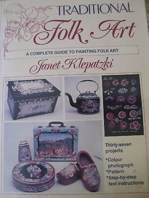 Traditional Folk Art Janet Klepatzki
