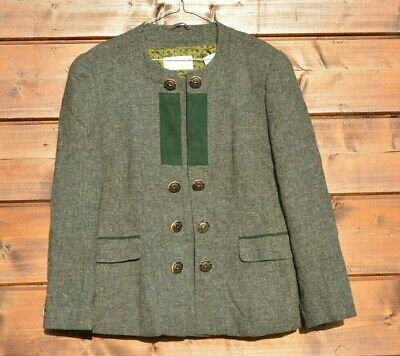 Wool Traditional Germany jacket  Made in Austria