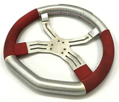 OTK Tony Kart 401 Suede Steering Wheel