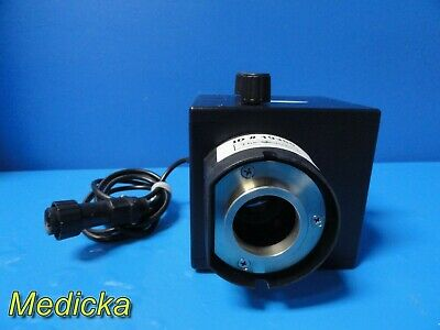 Leica 307-072-058 Microscope Lamp housing Assembly (Q HG 50W/AC) ~ 19355
