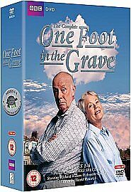 One Foot In The Grave - Series 1-6 - Complete (DVD, 2010, 6-Disc Set, Box Set)