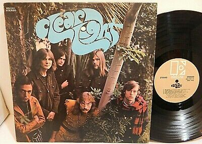 CLEAR LIGHT S/T Self Titled  1967 Elektra Gold/Tan Label & Inner Sleeve Psych LP