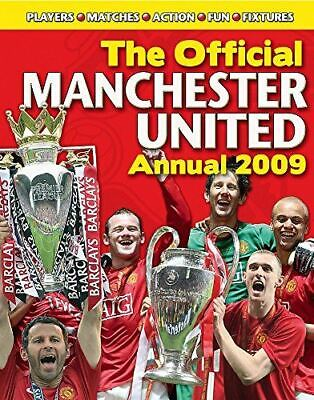 Very Good, The Official Manchester United Annual 2009, United, Manchester, Hardc