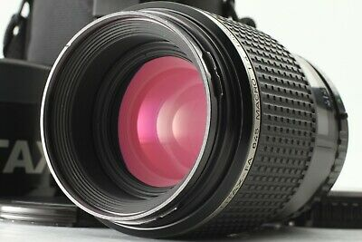 【EXC+5  w/ HOOD】 SMC PENTAX FA 645 120mm F/4 Macro Lens For 645 N NII from JAPAN