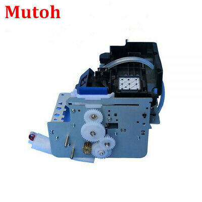 Mutoh VJ-1604E / Mutoh VJ-1614 Solvent Resistant Pump Capping Assembly
