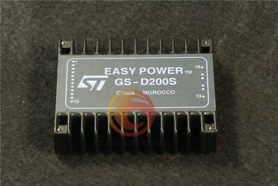 1PCS  new   ST    GS-D200S     Free shipping