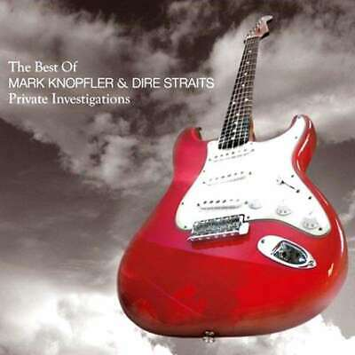 DIRE STRAITS & M. KNOPFLER - Private Investigations - The Best Of - CD - NEU/OVP
