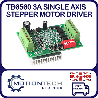TB6560 3A driver Stepper Motor Drivers Motor Controller CNC Router
