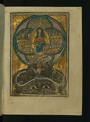 Manuscripts  COLLECTION OF 2 illuminations New