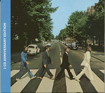 The Beatles - Abbey Road (2-CD) - Beat 60s 70s