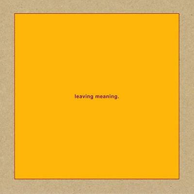Swans-Leaving Meaning (US IMPORT) CD NEW