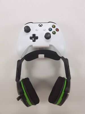 XBOX ONE / S / X Controller Wall Bracket And Headphone Holder - Various Colours