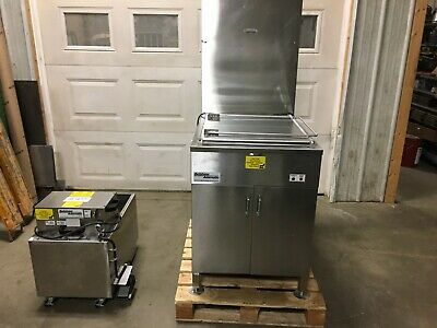 """Belshaw Fryer 18"""" x 26"""" with Filter - Gas"""