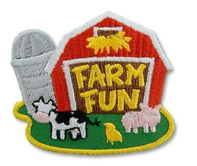 Girl Boy Cub HYGIENE--pig Fun Patches Crests Badges SCOUTS GUIDES Iron On