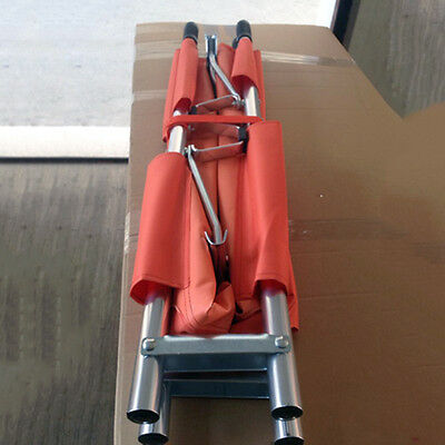 Sports Venues High Quality Medical Orange First Aid Stretcher Home Portable UDW