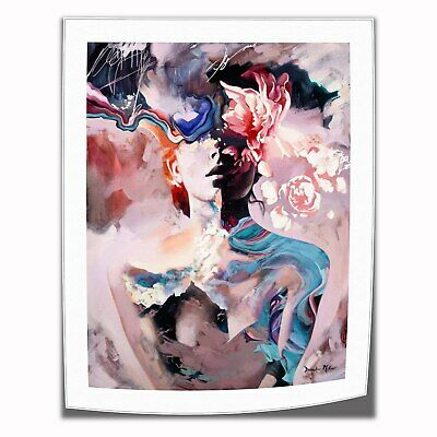 """16""""x22""""Dimitra Milan Painting HD Print on Canva Home Decor Room Wall Art Picture"""