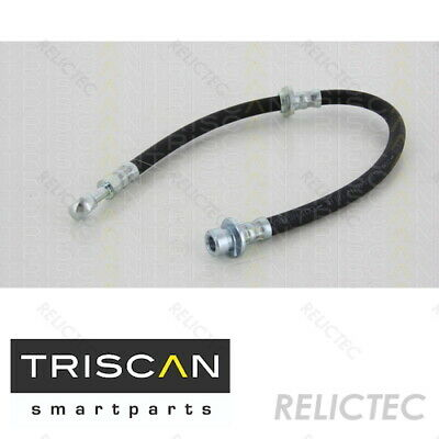 Brake Hose fits TOYOTA PRIUS W5 1.8 Front Left 2015 on 2ZR-FXE Hydraulic B/&B New