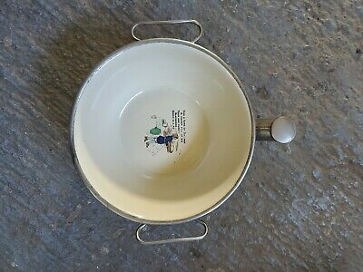 Excello Old baby feeding warming dish