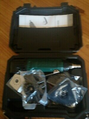 Parkside Air Multi Tool PDMFW 15 A1 brand new with hard case