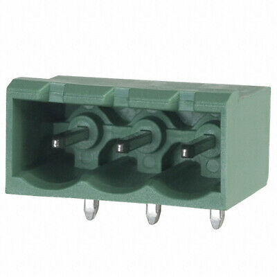 Pluggable terminal block;socket;male;angled;5.08mm;ways:3