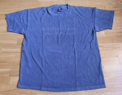 Vintage MARY CHAPIN CARPENTER - Stones In the Road 1994 Promo T-shirt XL