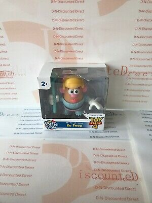Disney Pixar Toy Story 4 Mini Mr Potato Head Figure - BO PEEP Brand New Boxed