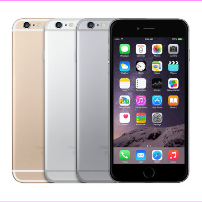 Apple iPhone 6 PLUS 16GB/64GB/128GB Unlocked Verizon at&t LTE Smartphone