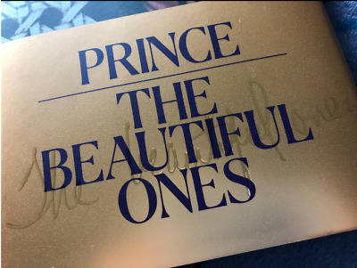 The Beautiful Ones HARDCOVER – 2019 by Prince - NEW RELEASED October 29, 2019