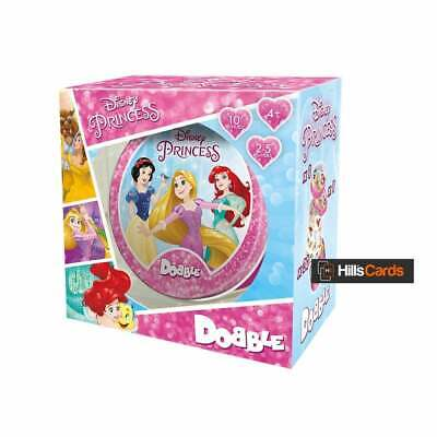 Dobble Disney Princess - The Award-Winning Card Game By Asmodee - Family Spot It
