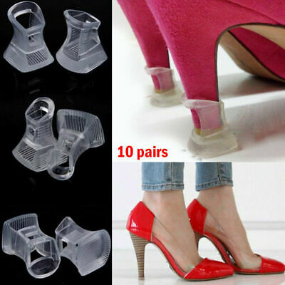 10x Heel shoe High Stiletto Wedding Stoppers Protectors Pairs heels Protector UK