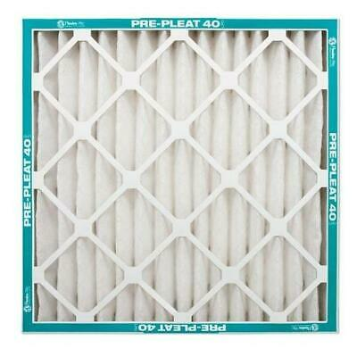 12 pack 16X24X2  MERV 8 pleated air filters. A/C or furnace. Made in USA by AAF.