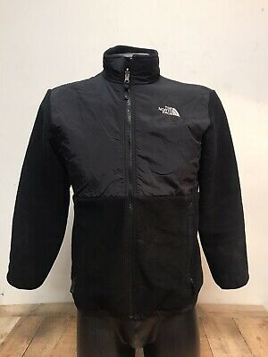 The North Face Girls Jacket~Xl All Black~