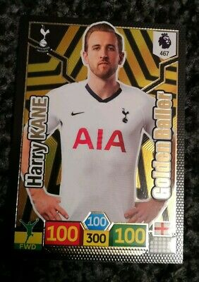 Panini Adrenalyn Xl Premier League 2019/20 Golden Baller Harry Kane