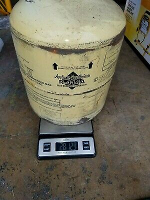 R-414A Refrigerant  Container 23 pounds Net Replaces R12