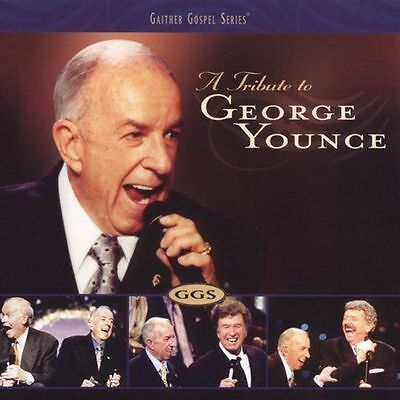 *NEW/SEALED* Tribute George Younce Bill Gaither Gospel Series CD 2005 GGS