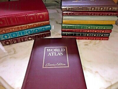 HUGE LOT (13) Classics Edition by Hammond ALL Leather Limited Editions *LIKE NEW