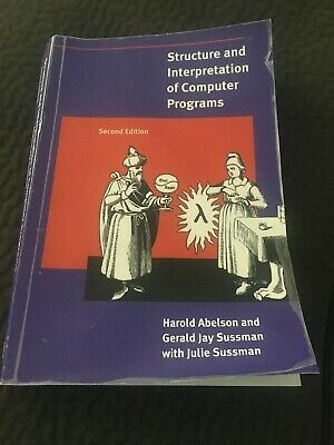 Structure and Interpretation of Computer Program... by Abelson, Harold Paperback