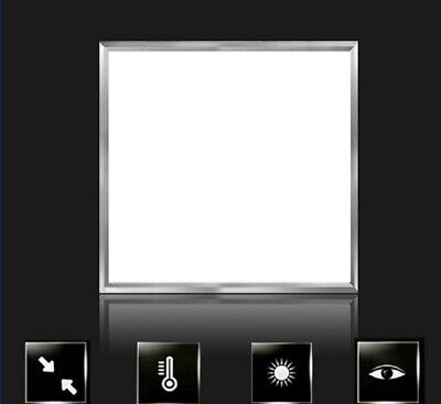 48W LED Panel Light Recessed Ceiling 600 x 600 x 3mm - Cool White 6500K New