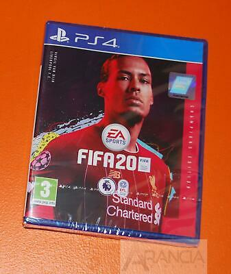 Fifa 20 Champions PS4 Brand New and Sealed