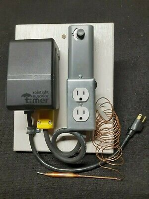 Engine Block Warming Controller Inc. Business for SALE