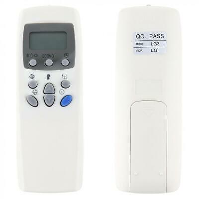 Universal A/C Air Conditioner Remote Control AC for LG3 Air Condition LCD