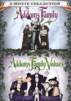 Addams Family / Addams Fami...-Addams Family / Addams Famil (Us Import) Dvd New
