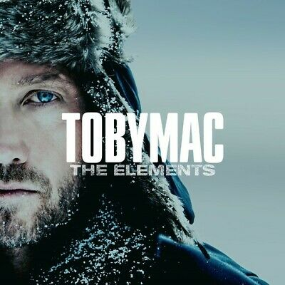"""TOBYMAC  2018 NEW CD """"The Elements"""" - FREE SHIPPING!!"""