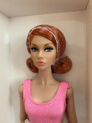Nrfb Poppy Parker Style Lab Integrity convention doll Keen