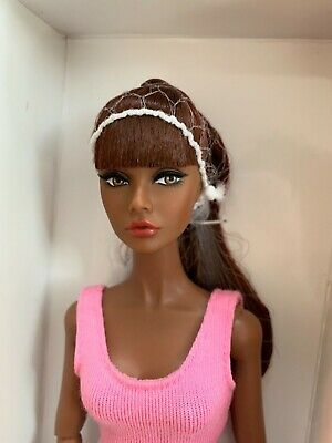 Nrfb Poppy Parker Style Lab Integrity convention doll Far Out