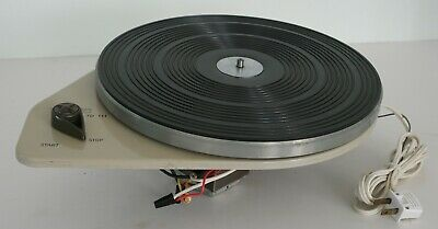 Rare Vintage Thorens TD 111 Turntable : Good Working Condition!!!