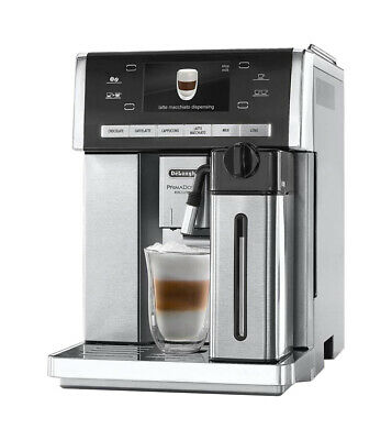 Longhi Primadonna Exclusive Esam 6900.M - Machine à Café + Chaud