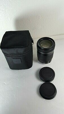 Canon Zoom Lens EF-S 18-135mm 1:3.5-5.6 IS Image Stabilizer Macro EOS  AF MF