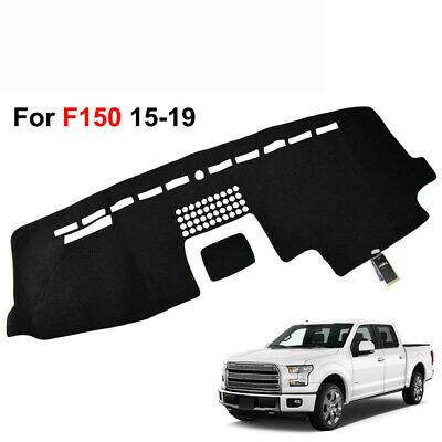 Xukey For Ford Mustang 2015-2018 Dashboard Cover Dashmat Dash Mat