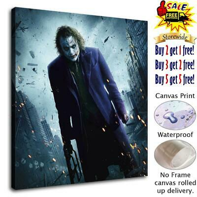 """12""""x14"""" SR-Joker Poster Painting HD Canvas printings Home Decor Wall art picture"""